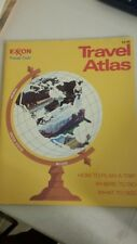 travel atlas how to plan a trip where to go what to see
