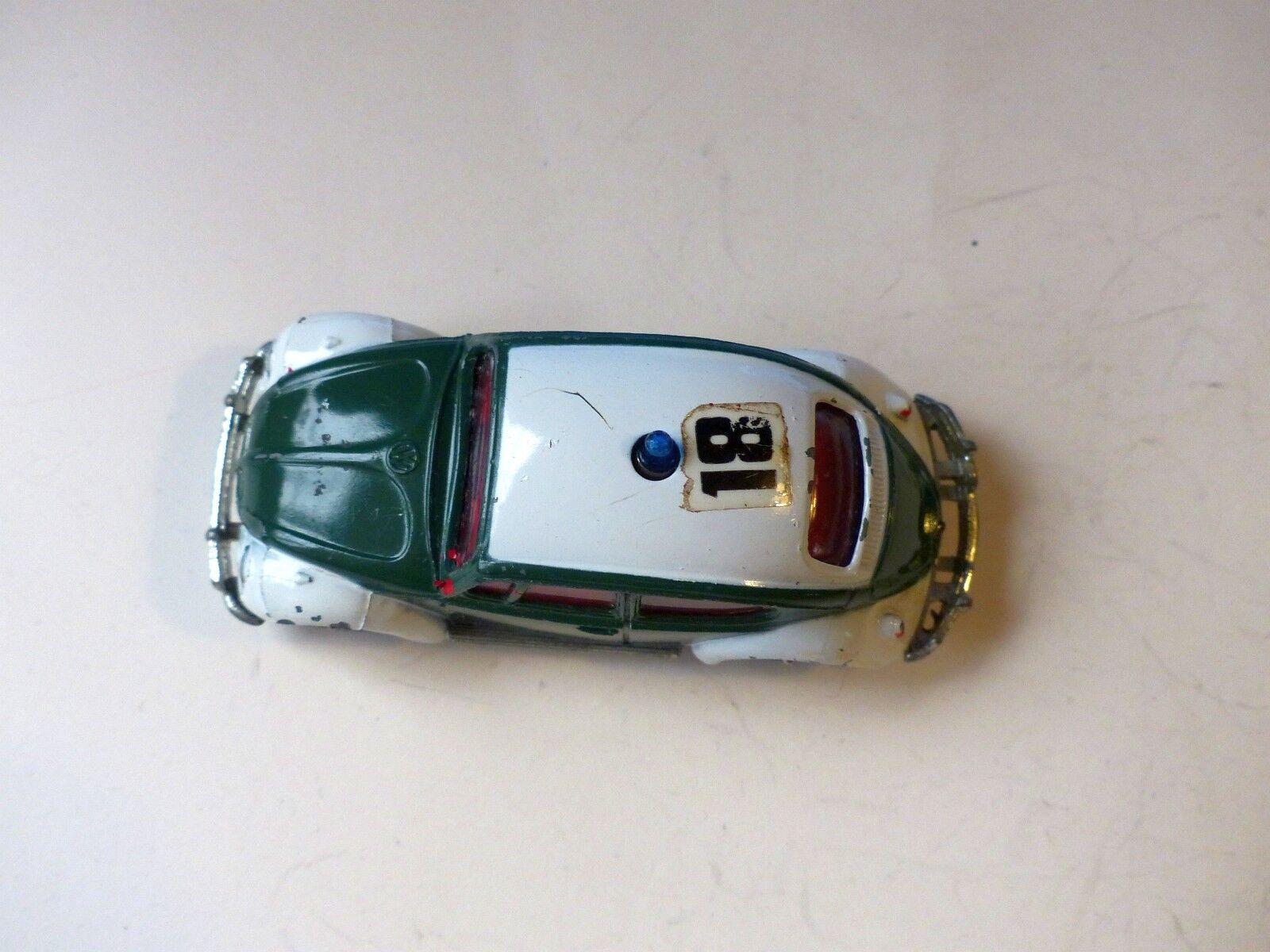CORGI TOYS WHIZZWtalons 373 VW 1200 voiture de POLICE   Rare Gerhomme Export Edition   prix les plus bas