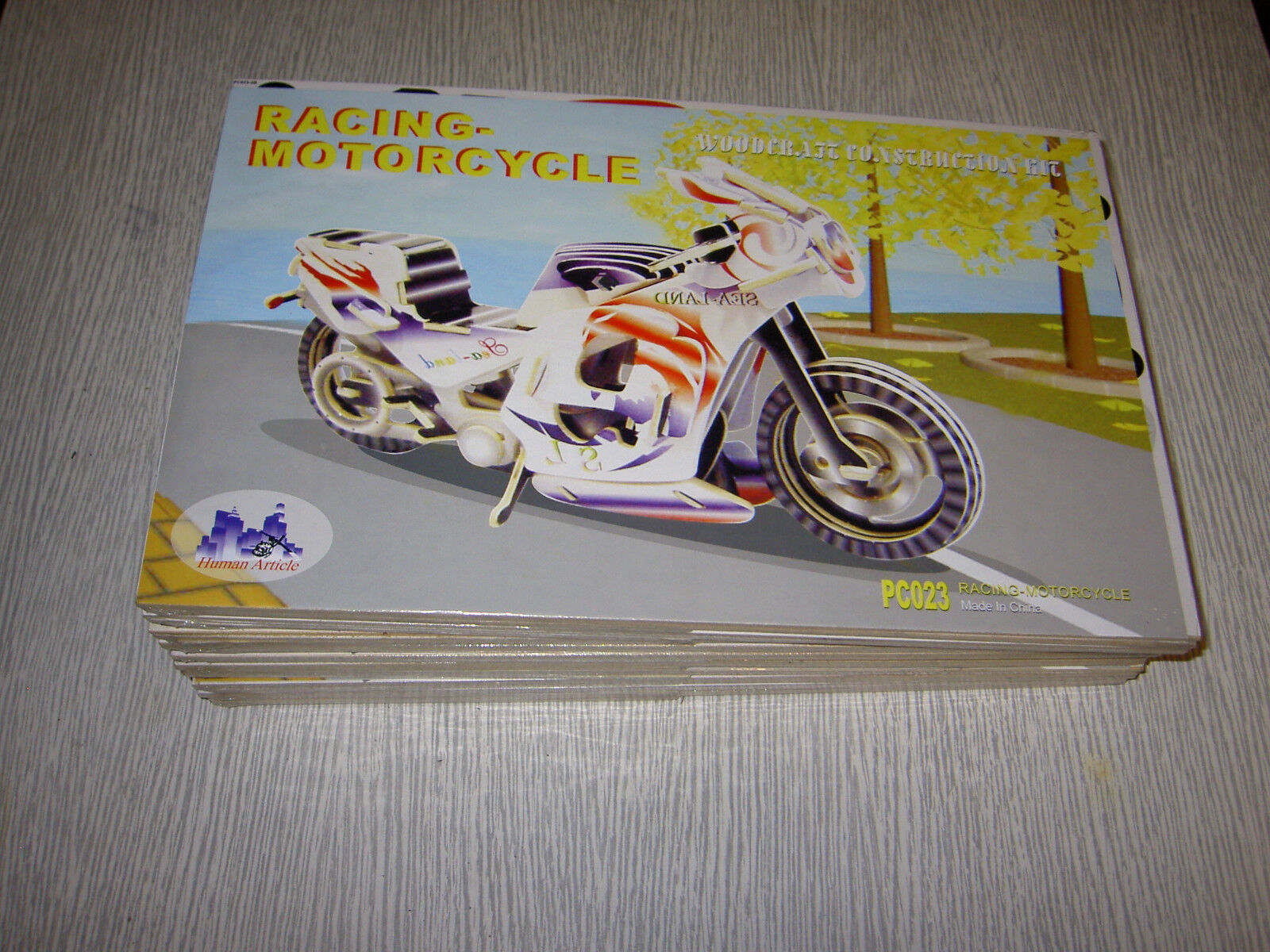 IDEAL RETAILER BUNDLE OF 10 MOTORCYCLES RACE
