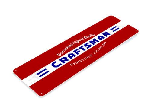 Craftsman Tools Sign C279