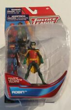 "Justice League 4/"" Robin figure DC Comics"