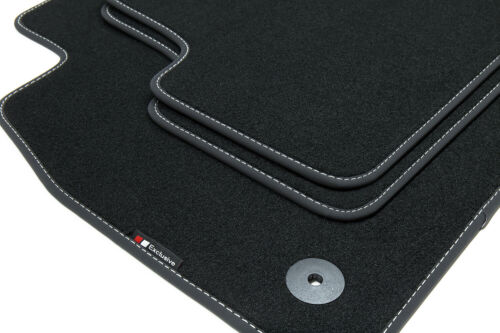 Exclusive-line Design Fußmatten für Opel Mokka Mokka X Bj 2012-06//2019