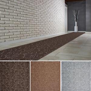 hochwertig modern teppichl ufer k chenmatte teppich l ufer breite 67 80 100 um ebay. Black Bedroom Furniture Sets. Home Design Ideas