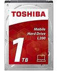 Toshiba Dynabook Bulk L200 Mobile hard Drive 1TB