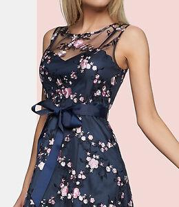 APART Spitzenkleid NEU Damenkleid Petticoat Abendkleid ...