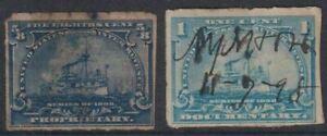 USA-Documentary-amp-Proprietary-stamps-1898