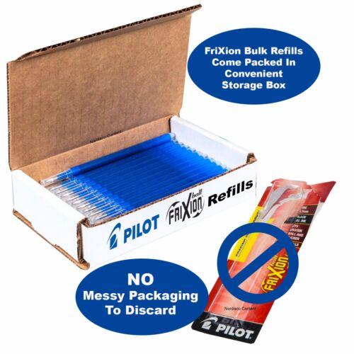 Blue Gel Ink 0.7mm Fine Pilot Frixion Pen Refills P1afx725blu Bulk Pack of 25