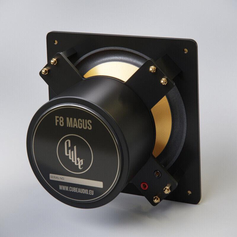 CUBE Audio F8 Magus