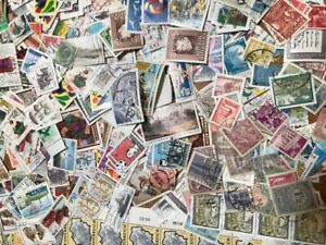 1500-Used-STAMPS-WITH-BLOCKS-amp-SHEET-PARTS-Many-From-EUROPE