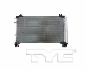 TYC 30100 A//C Condenser Assy for Subaru Crosstrek 2018-2019 Models