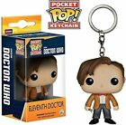Doctor Who Pop Vinyl Keychain 11th Doctor 4 Cm From Funko