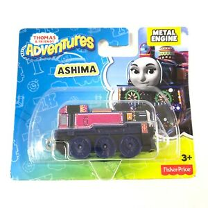 New-Thomas-And-Friends-Adventures-Ashima-Metal-Engine-Fisher-Price
