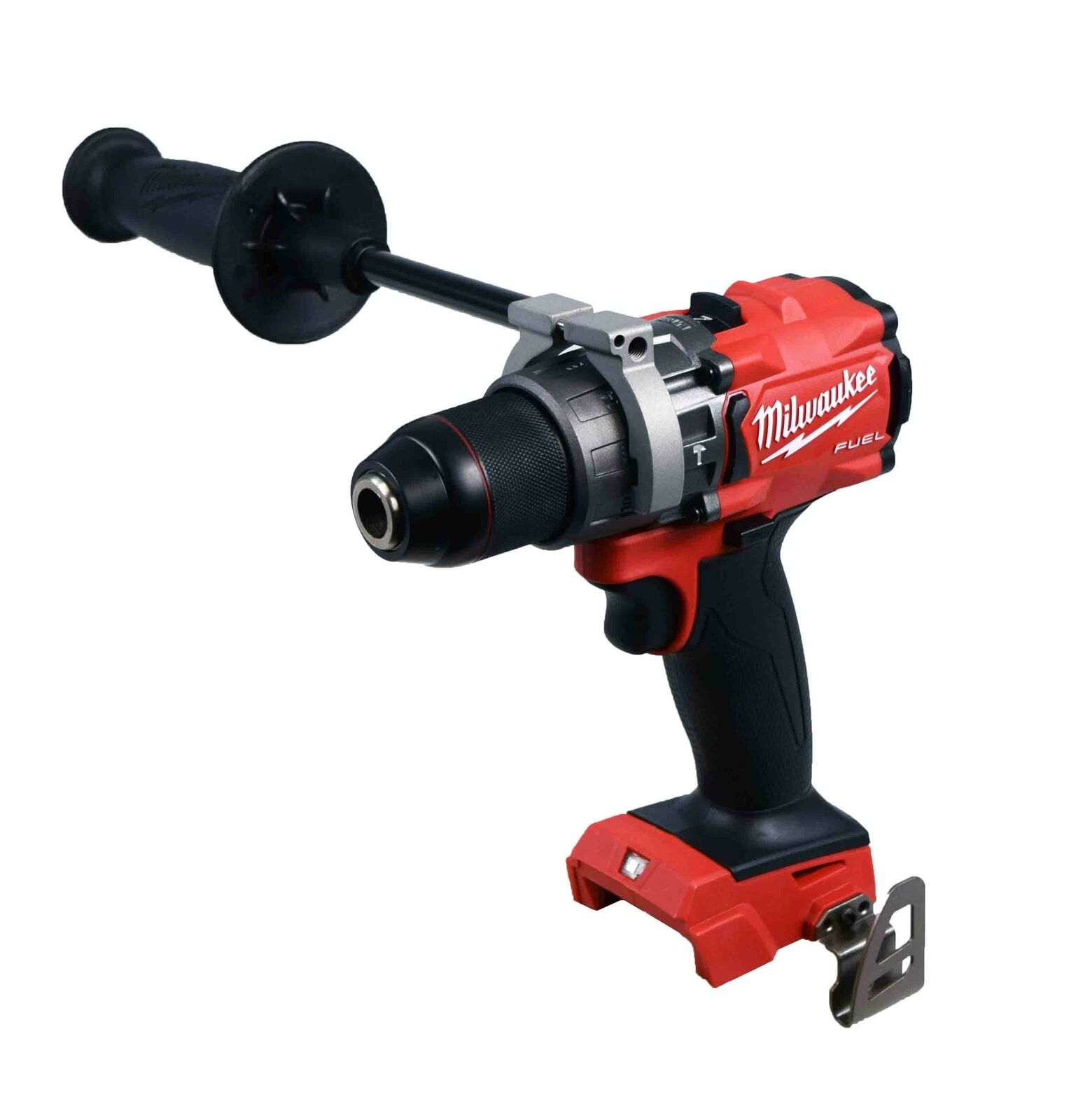 Milwaukee Fuel M18 2804-20 1/2-inch Cordless Brushless Hammer Drill - Bare Tool. Buy it now for 119.95