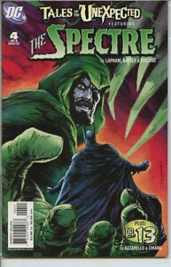 Tales-of-the-Unexpected-2006-series-4-near-mint-comic-book