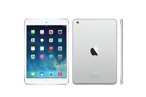 Apple iPad Mini 1st Gen. 32 Go, Wi-Fi, 7.9 in (environ 20.07 cm) - blanc/argent