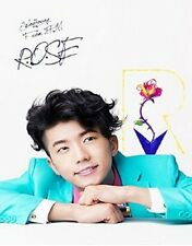 KPOP WOOYOUNG from 2PM ROSE Type B (CD + DVD + Booklet) Japan Release