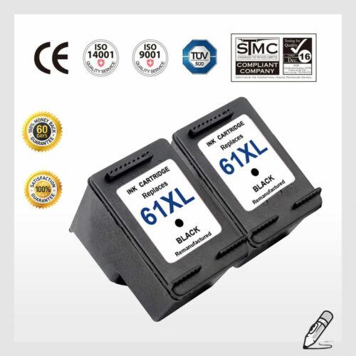 #61XL 61 XL Black Color Ink Cartridge For HP Deskjet 1000 1010 1050 1051 2050