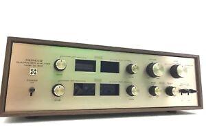 PIONEER-QL-600-Quadralizer-Amplifier-Vintage-1972-100-Original-amp-Perfect-Hi-End