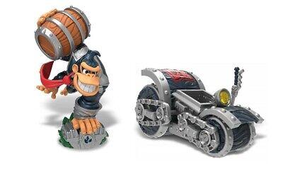 Dark Edition Turbo Charge Donkey Kong Skylanders Superchargers Amiibo Figure