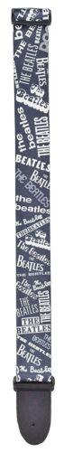 Planet Waves Official Beatles Woven /'Beatlemania/' Guitar Strap 50BTL02