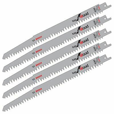 Florabest Cordless Garden Saw Blades for WOOD Pruning  3 x S644D Bosch KEO