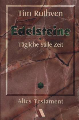 1 von 1 - Tim Ruthven: Edelsteine - Altes Testament, Bibelsprüche Religion Meditation