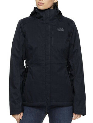 NWT The North Face Womens Inlux 2.0 Insulated Jacket Black ...