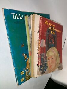 LOT-7-Scholastic-Paperback-1967-Amy-Moves-In-by-Marilyn-Sachs-Brave-Daniel