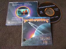 STRATOVARIUS / twilight time /JAPAN LTD CD