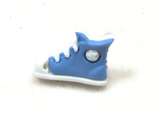 Sneakers Sports shoes Novelty Buttons Sewing Crafting Scrapbooking 3 colors 1//2/""