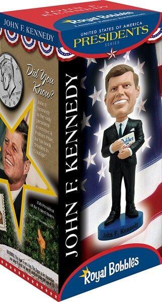 John F. Kennedy Limited Edition Original Bobblehead