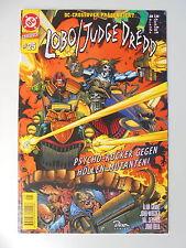 1x Comic - DC Crossover - Lobo / Judge Dredd  Nr. 25 - Z. 1/1-
