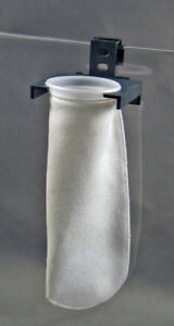 QA-Quick-Attach-4-034-Filter-Sock-holder-w-one-sock-Hand-crafted-in-the-USA