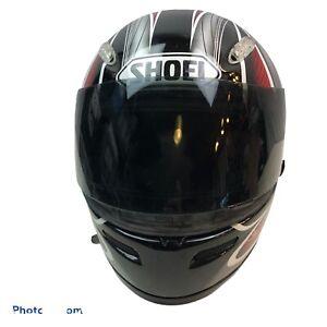 Motor-Cycle-Bike-Shoei-Helmet-size-Small-55-56-cm