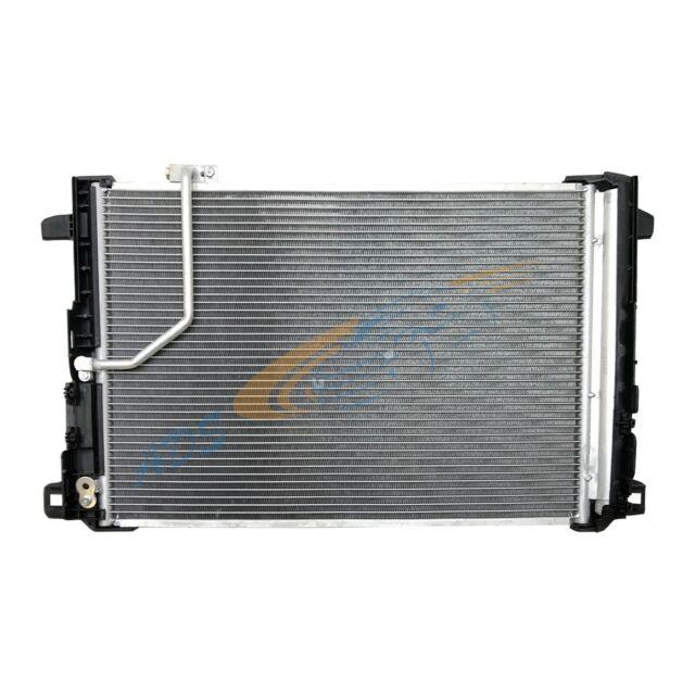Trockner inkl HELLA 8FC351343274 Kondensator Klimaanlage AC Klimakondensator