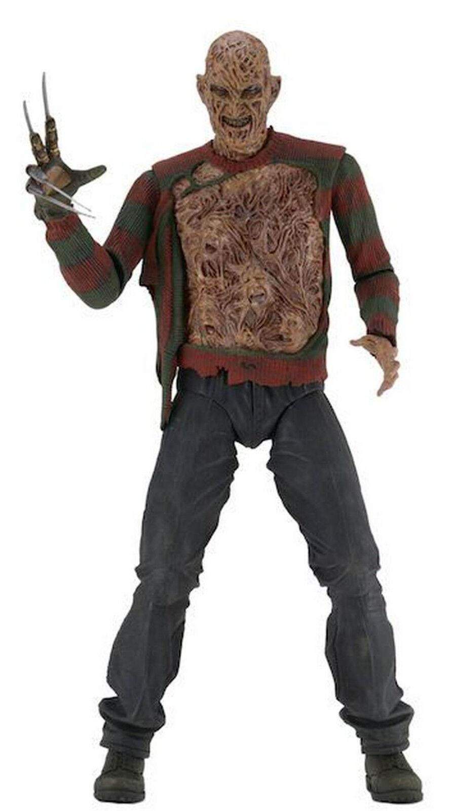 NECA A Nightmare on Elm Street 3  Dream Warriors Freddy 1 4 Scale Action Figure