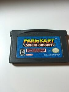 Mario Kart Super Circuit  (Nintendo Game Boy Advance, 2001) Not For Resale