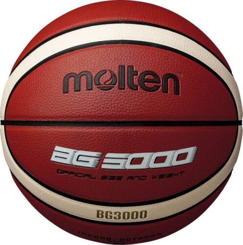 NEW MOLTEN  BG3000 SYNTHETIC INDOOR//OUTDOOR BASKETBALL