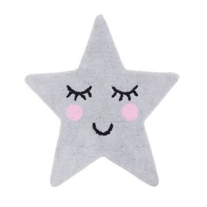 Sweet-amp-Quirky-Sweet-Dreams-Star-Shaped-Childs-Rug-Perfect-forNursery-Bedroom