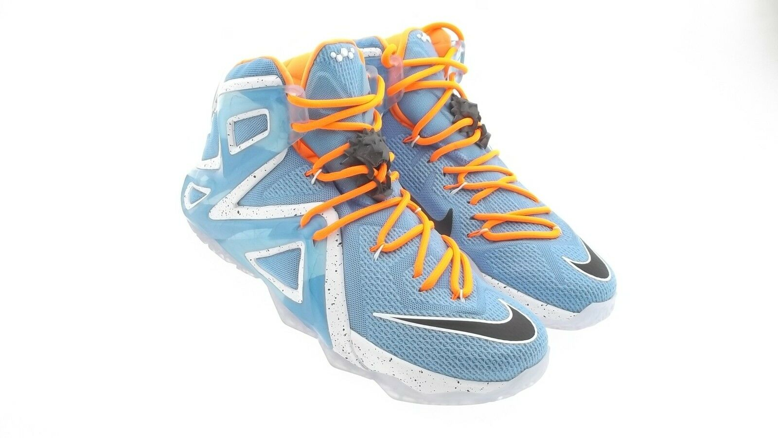 724559-488 Nike Men Lebron XII Elite blue Wild casual shoes