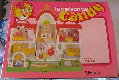 La Maison De Candy Candy Figure Koeda Chan Playset Bambole Mini Vullierme Toei Buon Sapore