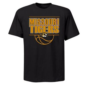more photos c662a 925d8 Details about ($30) Missouri Tigers ncaa Basketball Jersey Shirt Adult  MENS/MEN'S s-sm-small