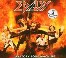 Edguy Lavatory love machine (2004, digi) [Maxi-CD]