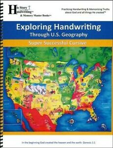 Exploring-Handwriting-Through-U-S-Geography-Cursive-Edition
