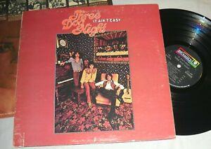 THREE DOG NIGHT It Ain't Easy VINYL LP record DS 50078 1st USA ed.1970 album VG+