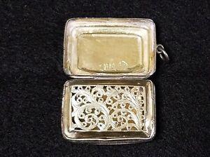 Antique Georgian Sterling Silver