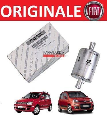 FILTRO GPL GAS ORIGINALE FIAT PANDA 1.2 GPL 51 KW 69 CV DAL 2010 IN POI