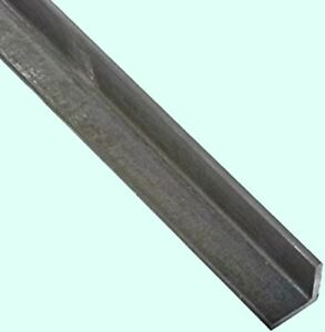 Steel-Angle-Iron-1-8-034-x-1-034-x-6-Ft-Hot-Rolled-Carbon-Steel-90-Stock-Mill