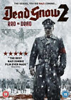 Dead Snow 2 Red VS Dead DVD 5030305518530 Martin Starr Vegar Hoel Derek .