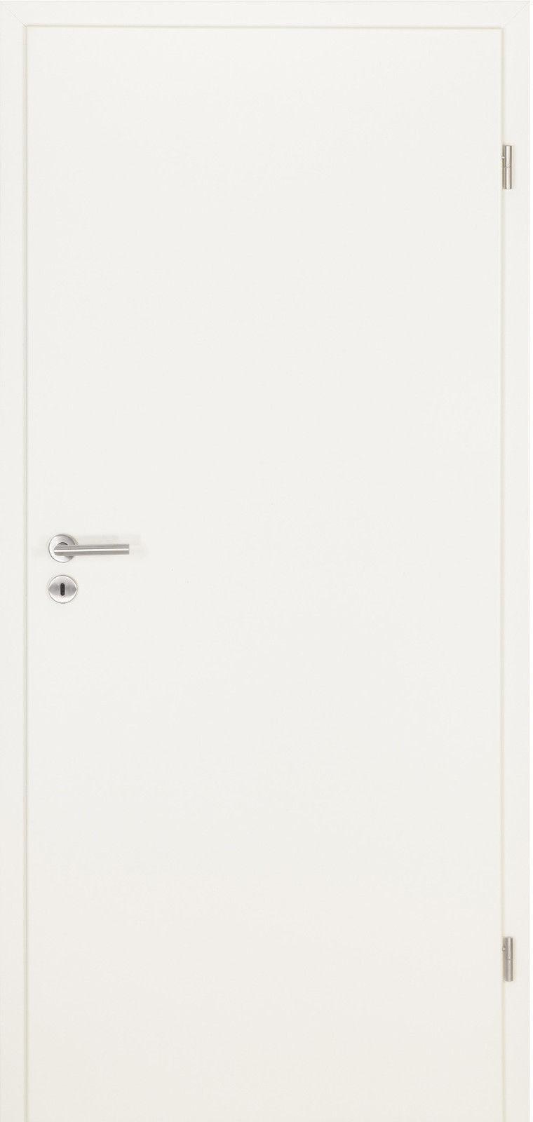Kuporta CPL Innentür weiss weiß Zimmertür Zimmertüren Tür mit Zarge Bekl. 60 mm